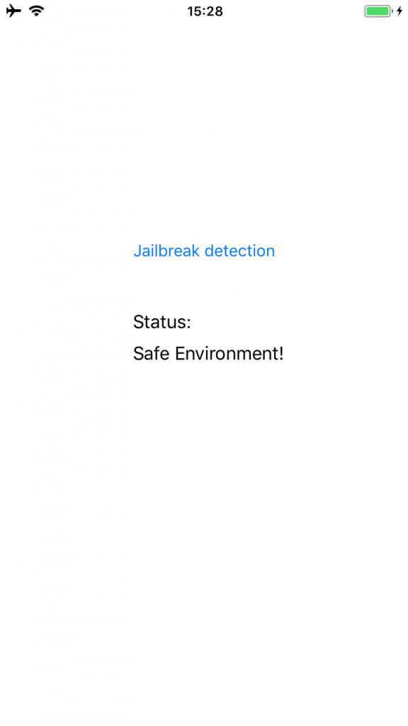 iOS: Defeating Swift jailbreak detection – Basement